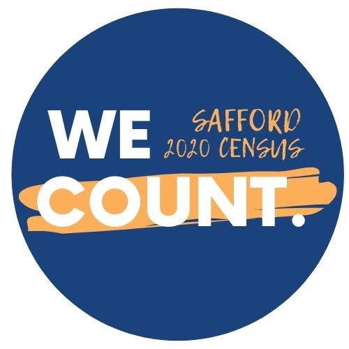 Safford Census Logo